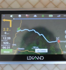 GPS- навигатор lexand SU-533HD