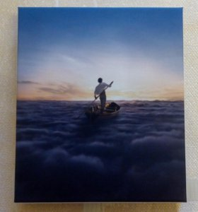 Pink Floyd: The Endless River, 2014 CD+Blu-Ray