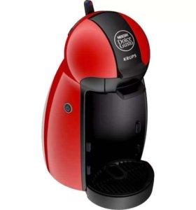 Кофе машина дольче густо капсульная