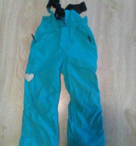 Тёплые брюки Crockid