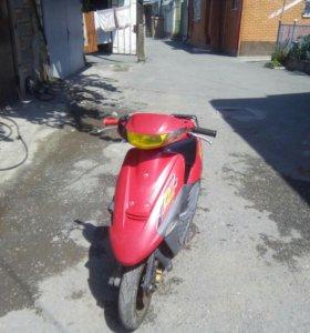 Suzuki Sepia ZZ (скутер)