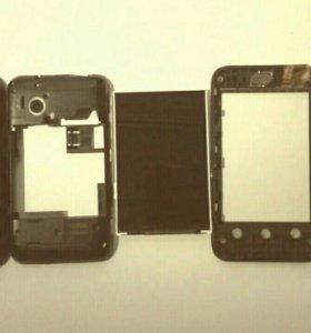 Дисплей и сенсор Sony Xperia Tipo ST21i