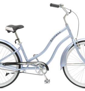 велосипеды Stinger Lady и SCHWINN CRUISER