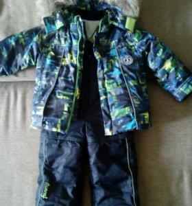 Зимний комплект для мальчика