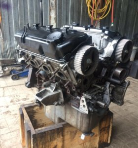 Двигатель 6g72 24v mitsubishi pajero Vl