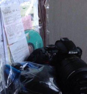 Nikon D3100 18-55 VR kit