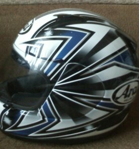 Arai Talon Blue