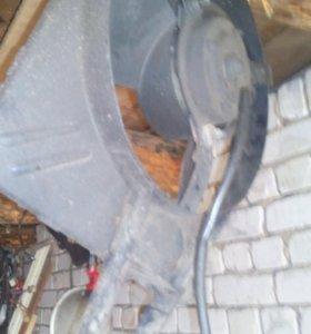 Вентилятор на ваз2107