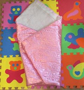 Конверт / одеяло на выписку