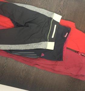 Пакетом Лосины , спортивные штаны , леггинсы