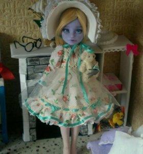 Одежда для куколок Монстер Хай