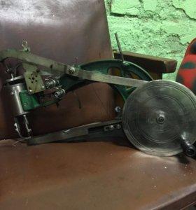 Швейни машина для ремонт обуви