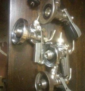 Заборные головки на пивную бочку металические