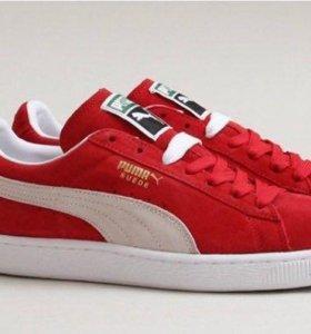 Кроссовки, кеды Puma Suede Classic.