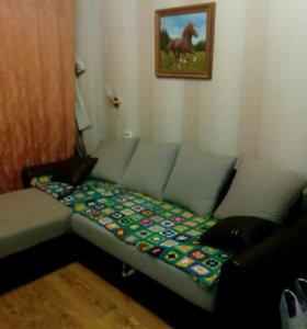 Квартира, 1 комната, 20.6 м²