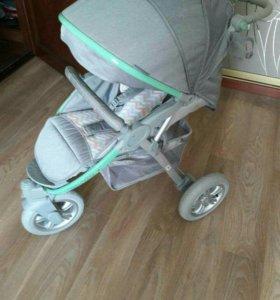 """Детская коляска Happy Baby """"Neon Sport"""" НОВАЯ"""