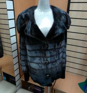 Куртка из меха кенгуру