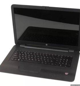 ноутбук HP 17-y040ur (Y6F75EA) и сумка