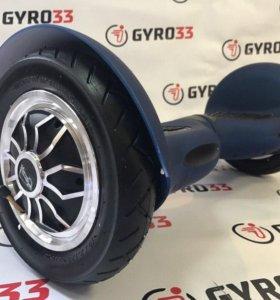 Гироскутер Smart Balance синий матовый