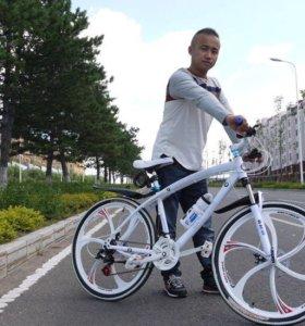 Новый Велосипед BMW, Mercedes на дисках