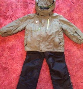 Зимний костюм р.104-110