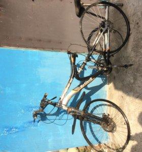 Велосипед или на запчасти