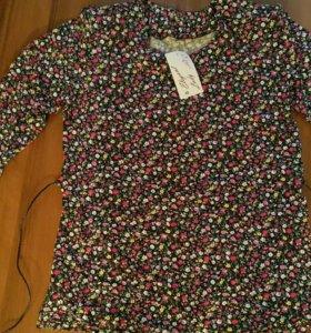 Новая блуза 46 р-р