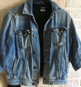 pepe jeans джинсовая куртка оригинал