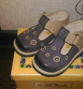 Туфли малодетские 20 размер