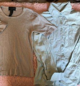 Блузки и футболки