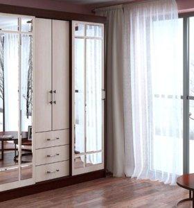 Шкаф-купе Маэстро 1.7 для спальни