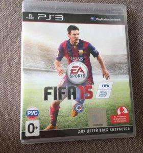 FIFA 15 на PS3