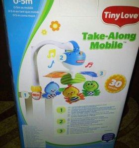 Малый универсальный мобиль