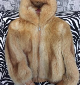 Куртка из енота 44-46р