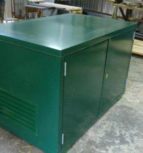 Миниконтейнер для бензо генератора
