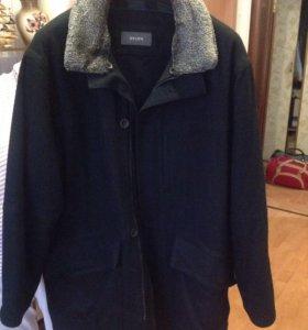 Мужская тёплая куртка размер L