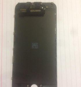Продам битый экран iphone 6