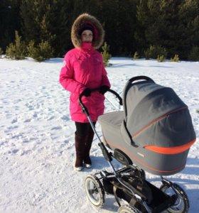 Детская коляска 2 в 1 Navington Caravel
