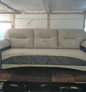 Новая мебель,Ремонт и перетяжка мебели