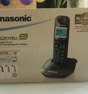 Телефон Panasonic цифровой беспроводной