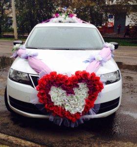 Прокат и Украшение машин к свадьбе и выписке детей