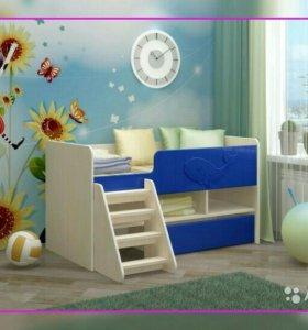 Детская кровать Юниор 3