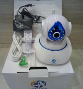 Новая IP-камера HD wifi