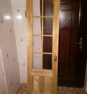 Дверь балконная с окном
