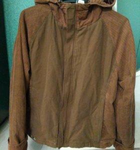 Новая куртка р.56-58