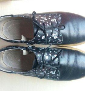 Ботинки кожаные TAPIBOO