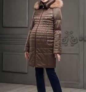 Зимнее пальто для беременных (Дидилия)