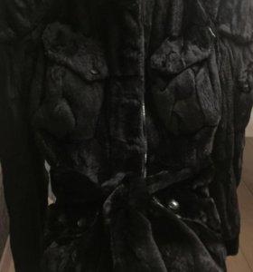 Меховая куртка Roberto Cavalli