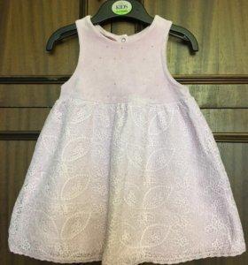 Платье для девочки (костюм)