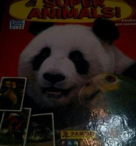 Альбом Super animals